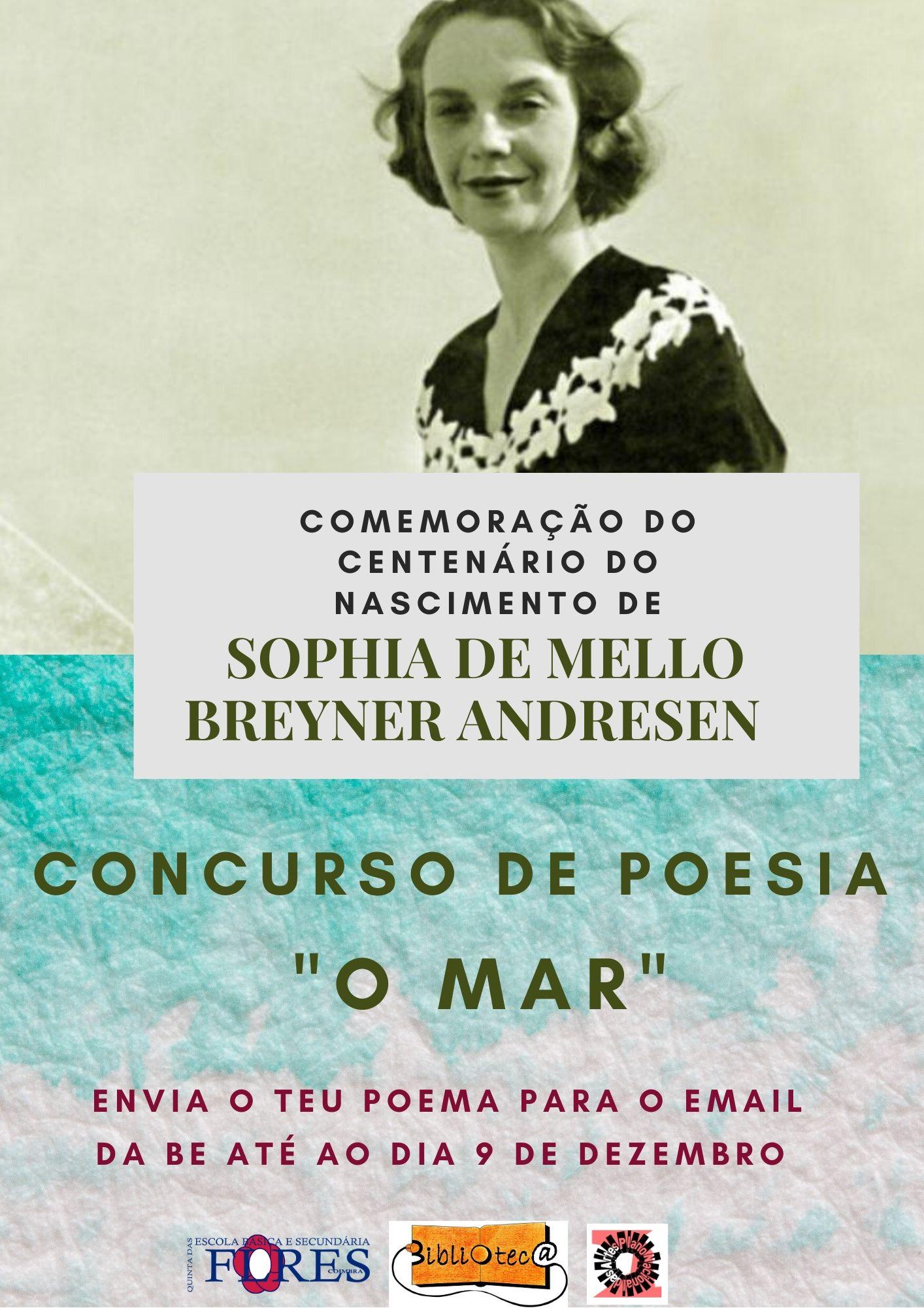 """Concurso de Poesia – """"O Mar"""""""