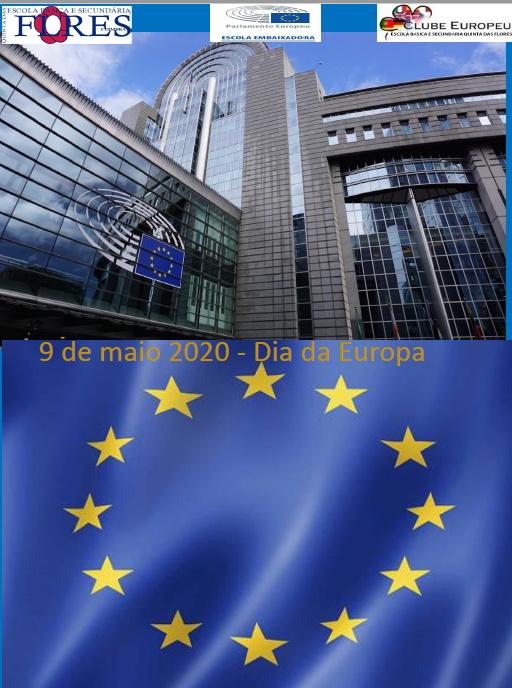Comemoração do dia da Europa – 9 de maio