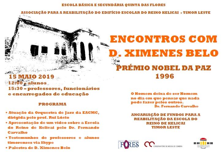 Encontros com D. Ximenes Belo