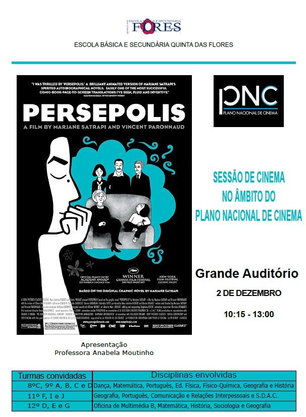 "Filme ""Persepolis"""