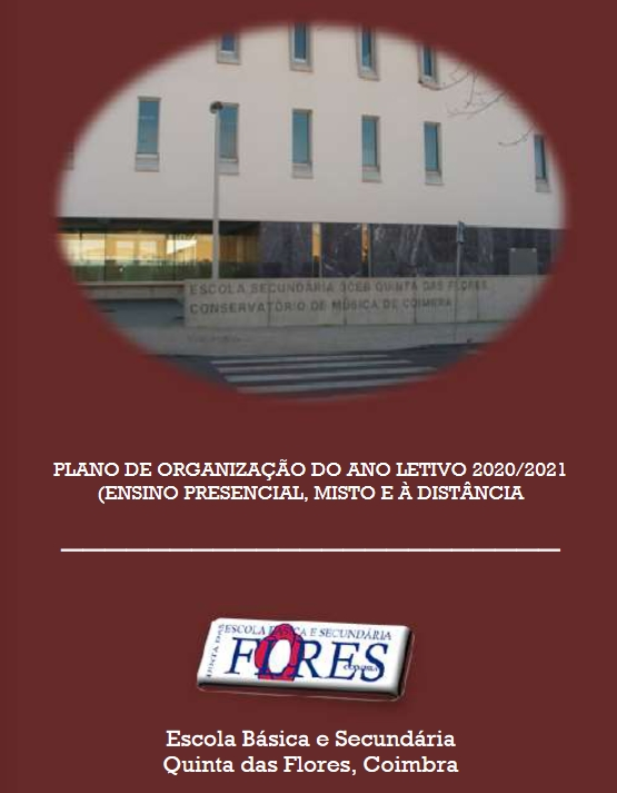 Plano de organização do ano letivo 2020/2021