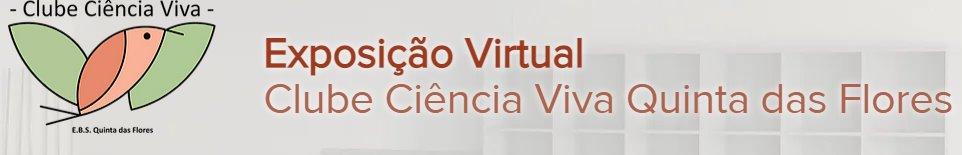 Exposição Virtual do Clube Ciência Viva Quinta das Flores