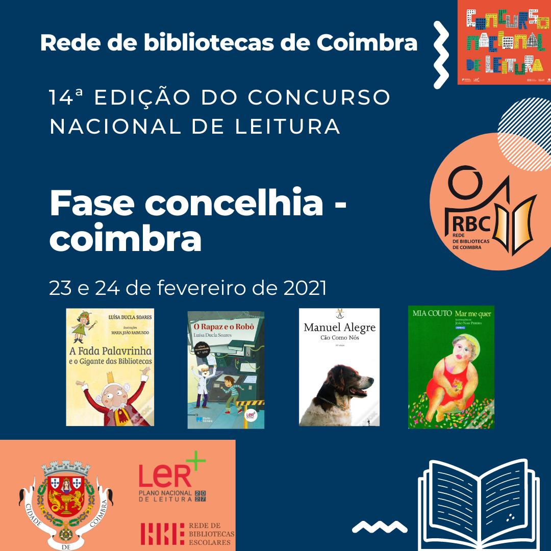 Concurso Nacional de Leitura – Fase concelhia