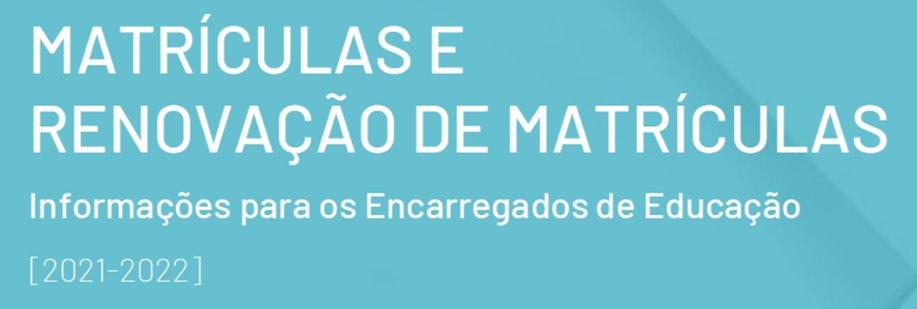 Matrículas – 2021-2022