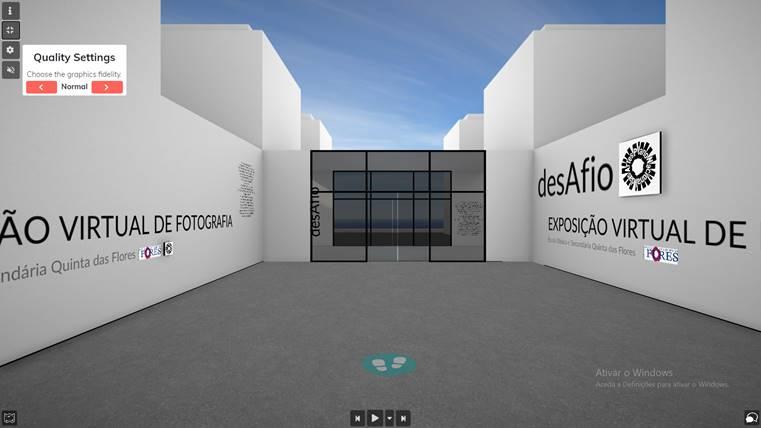 Exposição desAfio: atividade realizada durante o confinamento no âmbito do Projeto Cultural de Escola/Plano Nacional das Artes
