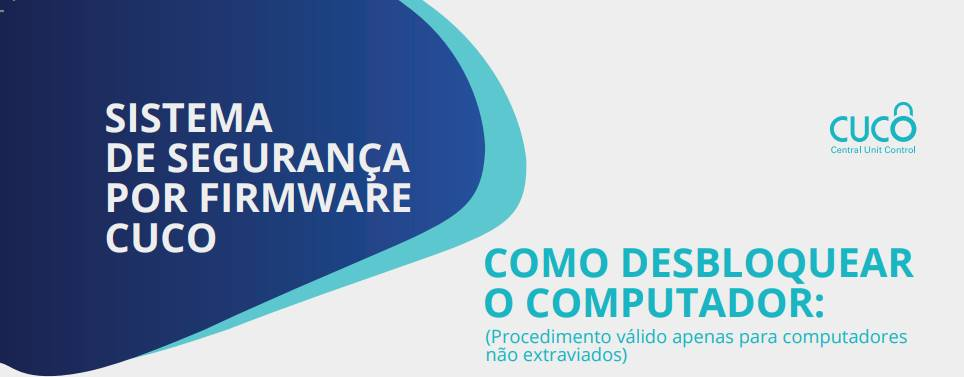 Desbloquear computador – Escola Digital
