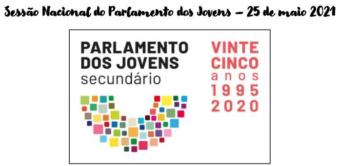 Reportagem apresentada pelo aluno/Jornalista à Sessão Nacional do Parlamento dos Jovens