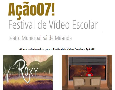 Festival do vídeo escolar