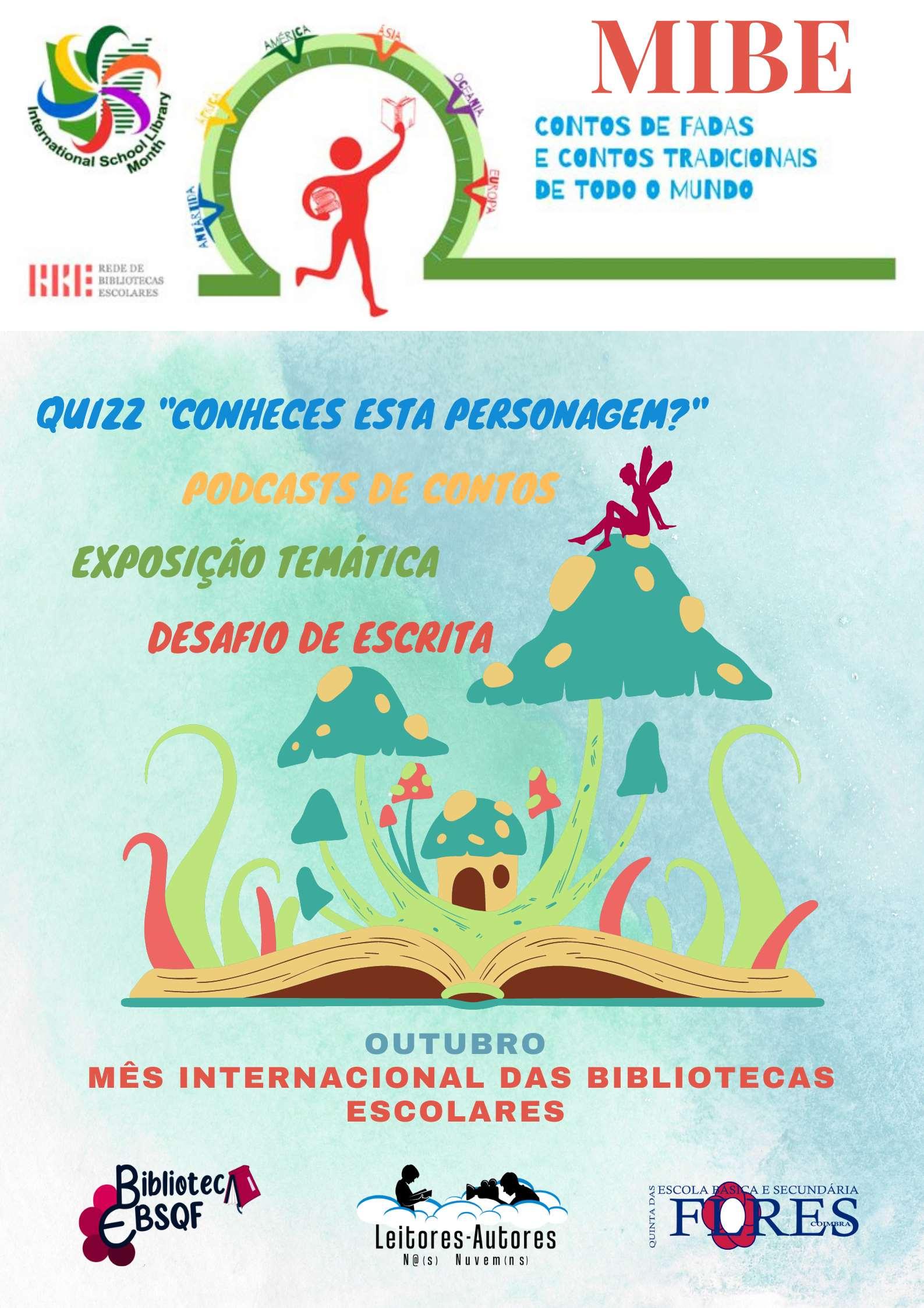 internacional da Bibliotecas Escolares